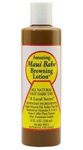 Maui Babe Browning Lotion Reviews