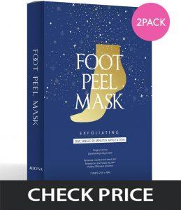 Aliceva Exfoliating Foot Peel Mask