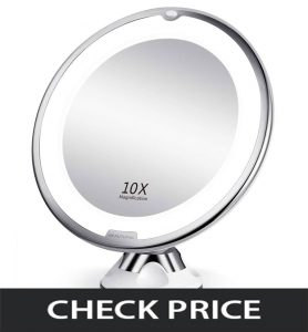 BEAUTURAL Makeup Mirror