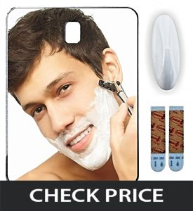 Fog-Free-Shaving-Mirror