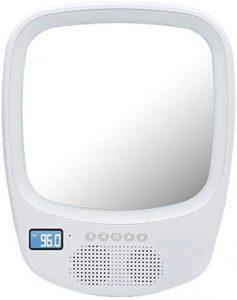 best-shower-mirror-radio