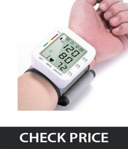 Blood-Pressure-Monitor-Large-LCD-Display