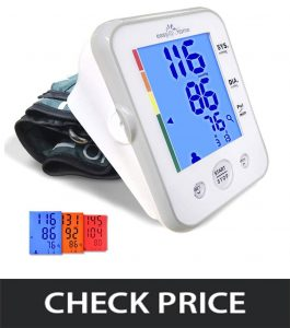 Easy@Home-Digital-Upper-Arm-Blood-Pressure-Monitor