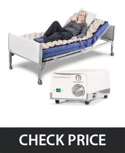 Bevel Medical Premium Alternating Air Pressure Mattress