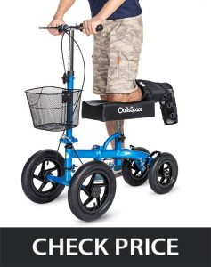 OasisSpace-All-Terrain-Knee-Scooter